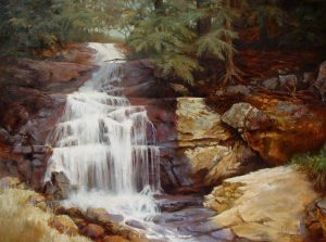 """Living Waters""<BR>Limited Edition Giclee Prints Living Waters - Giclee Giclee Prints - Landscapes Reproductions - Landscapes"