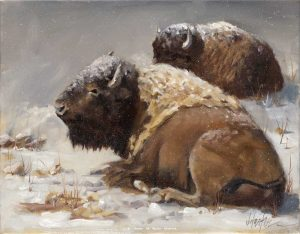 """Survivors""<BR>Limited Edition Giclee Prints Survivors - Giclee Giclee Prints - Wildlife Reproductions - Wildlife"