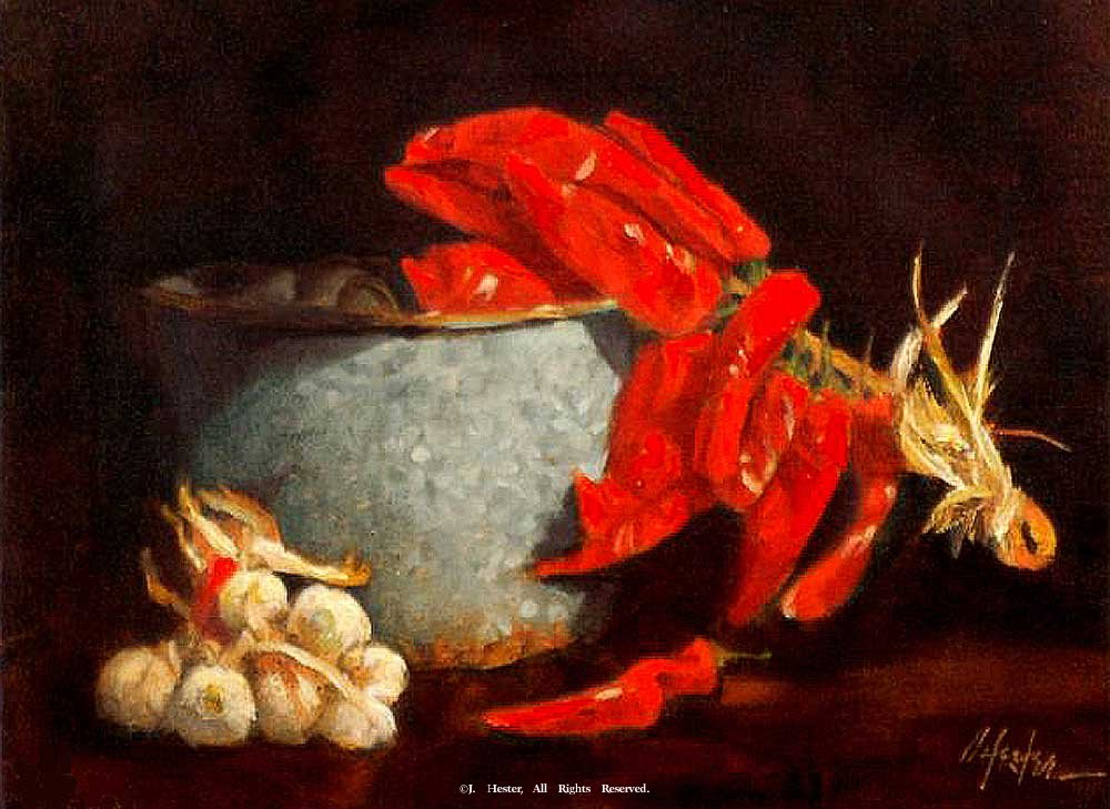 """Tazon de Azul""<BR>Limited Edition Giclee Print Tazon de Azul - Giclee Still Life - Giclee Prints Still Life - Reproductions"