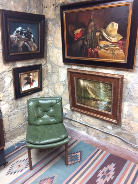 Helotes Gallery 2019 - J. Hester's Paintings