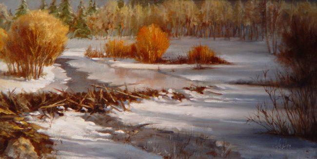 """""""Beaver Dam"""" by J. Hester"""